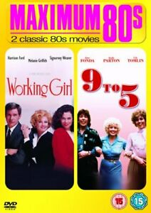 Working Girl/9 To 5 [DVD] - DVD  8MVG The Cheap Fast Free Post