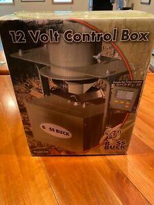 Boss Buck Feeder 12 Volt control box with timer Model 1.5BB