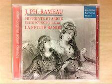 CD / LA PETITE BANDE / RAMEAU / HIPPOLYTE ET ARICIE / NEUF SOUS CELLO
