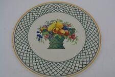 Villeroy und Boch Basket Vitro Porzellan Tortenplatte Platte 32,5 cm