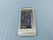 HTC Radar 8GB Weiß. Ohne Simlock! TOP ZUSTAND! Einwandfrei! OVP!