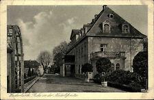 Niederlößnitz Sachsen ~1920/30 Wackerbarths Ruhe Verlag Brück & Sohn ungelaufen