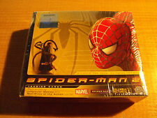 SPIDERMAN 2 COMPLETE SEALED BOX OF 24 PACKS OF CARDS