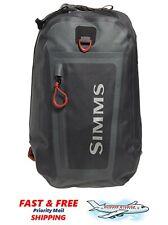 Simms Dry Creek Z Fishing Waterproof Sling Pack Tackle Bag (Large) PG-12053