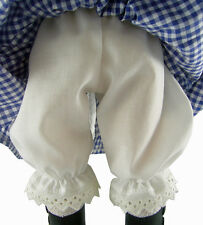 Handmade in USA Victorian Bloomers for American Girl Doll Samantha Rebecca