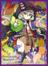 Brave Sword x Blaze Soul Necronomicon Card Game Character Mat Sleeves MT351 Art