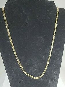 """24"""" Gold Filled Mariner Chain"""