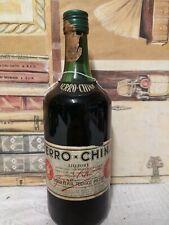 Liquore ferro china Todisco anni 60 20% 1lt