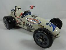 #21 Sprint Race Car 1971 Ezra Brooks Whiskey Decanter Indianapolis 500 1 Chip