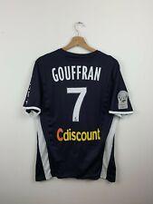 """Maillot De Football Girondins De Bordeaux 2008-2009 """"Gouffran"""""""