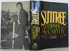 CORMAC MCCARTHY Suttree INSCRIBED FIRST EDITION