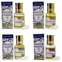 Magic Of India Natural Fragrant Oil Lily of The Valley,Sandalwood Fragrance 5 ml