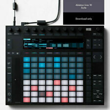 Ableton Push MIDI Controller for Ableton Live 9 with 11 Touch-Sensitive Encoders