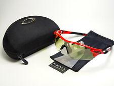 Oakley Radarlock Infrared Transitions PHOTOCHROMIC Sonnenbrille M Frame Jawbone