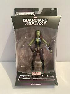 Marvel Legends Guardians of the Galaxy Vol 1 Gamora Rare Groot Wave No Baf Part