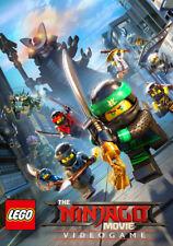 THE LEGO NINJAGO MOVIE VIDEO GAME  PC [Steam Key] No Disc, Region Free