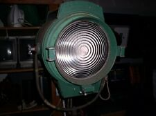 5K Movie Light, Bardwell McCallister Fresnel With Barndoors and Lamp, Working