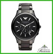 Men's Ceramic Strap ARMANI Wristwatches