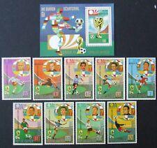 Estampillas postales de fútbol multi-color  1d59a689d3745
