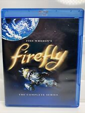 Firefly: The Complete Series (Blu-ray Disc, 2008, 3-Disc Set) Tv Shows, Sci-Fi
