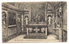 dauphiné couvent de la grande-chartreuse ,la chapelle st-louis