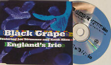 CLASH CD JOE STRUMMER England's Irie BLACK GRAPE 1996 Football 4 Track UNPLAYED