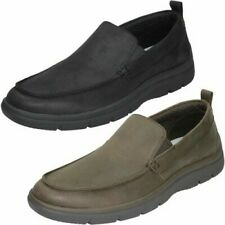 Cloudsteppers By Clarks Mens Slip On Shoes Tunsil Way