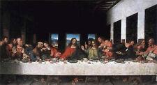 Sale 40% off Scarlet Quince X-stitch Chart -The Last Supper by da Vinci-Reg Prt
