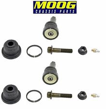 For Chrysler PT Cruiser 06-10 Set Of 2 Front Lower Ball Joint Press In Type Moog