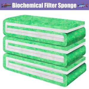 Fish Tank Filter Cotton Water Purifier High-density Aquarium Green Purifier