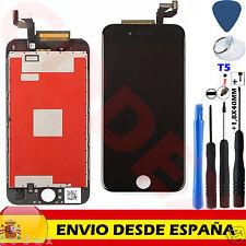 "Pantalla Completa Tactil + LCD para iPhone 6s 4,7"" Negra Negro"