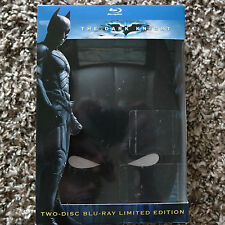 Batman The Dark Knight 2-disc Blu-ray Limited Edition Mask set