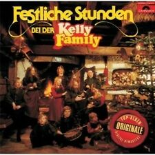 """THE KELLY FAMILY """"FESTLICHE STUNDEN BEI DER..."""" CD NEU"""