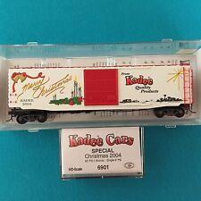 6901 Kadee HO 2004 Christmas 50' Box Car New in Box