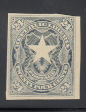 Liberia # 43 MINT 1892 Waterlow & Sons Color Proof BLUE GRAY Liberian Star