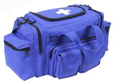 medic bag emt rescue blue with white cross emergency rothco 2699
