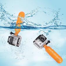 New Pro Action Sports Camera Holding Floating Hand Grip Buoyancy Rod Handheld