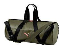 PUMA VELVET ROPE COMBAT SPORTS BAG - 074819 01 - OLIVE - BRAND NEW