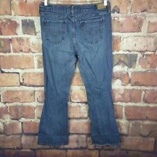 Levi's 515 Boot Cut Jeans Womens Size 14 Short 28 Inseam