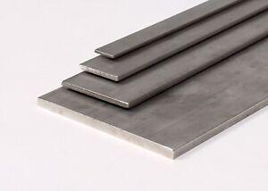 VA Flachstahl 1.4301 roh Edelstahl Flacheisen V2A Flachmaterial bis 2000 mm