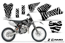 KTM SX85 SX105 2006-2012 GRAPHICS KIT CREATORX DECALS ZCAMO W