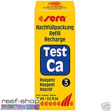 Sera Calcium CA Test Kit Refill 15mL (0.5 oz) Reagent 3 FREE USA SHIPPING!