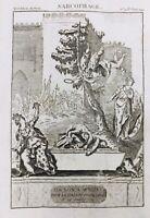 Prise de la Bastille 1790 Morts pour La liberté française Sarcophage Révolution