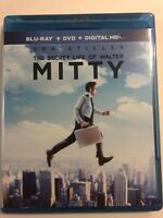 The Secret Life of Walter Mitty (Blu-ray Disc ONLY, 2014)