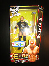WWE ELITE TRIPLE H EXCLUSIVE TRU WRESTLEMANIA 29 SLEDGEHAMMER HHH