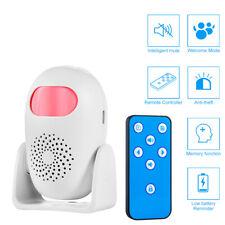 Smart 100db Pir Infrared Anti Theft Burglar Welcome Multifunction Detector