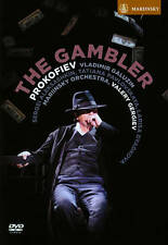 THE GAMBLER (MARIINSKY) (NEW BLU-RAY)