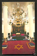 Mikve Israel-Emanuel Synagogue Judaica Curacao stamp 60s