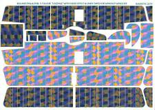 Aviattic Decals 1/32 ROLAND D-VI 5-COLOR LOZENGE with LINEN TAPES FADED EFFECT