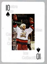 2011-12 Grand Rapids Griffins Playing Card #49 Donald MacLean